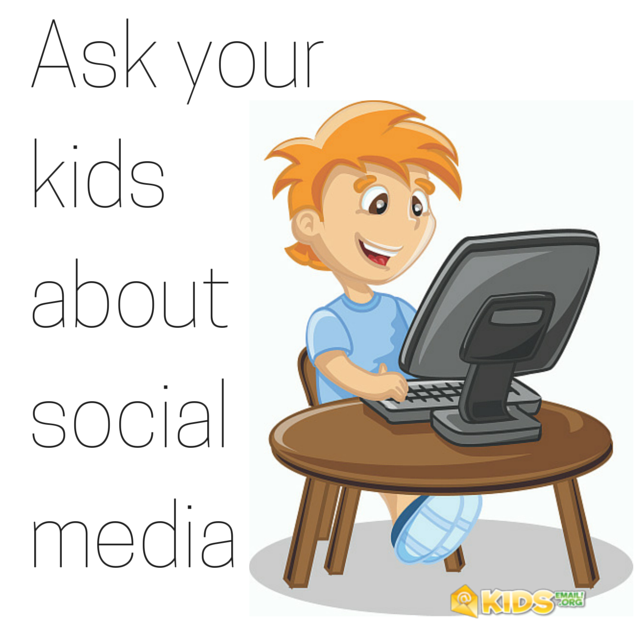 social media and kids