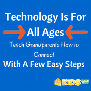 Technonlogy Is For All Ages