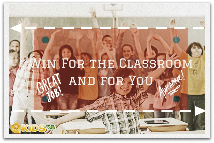 Win For the Classroom and for You