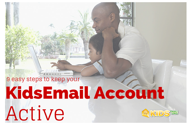 kidsemail account active