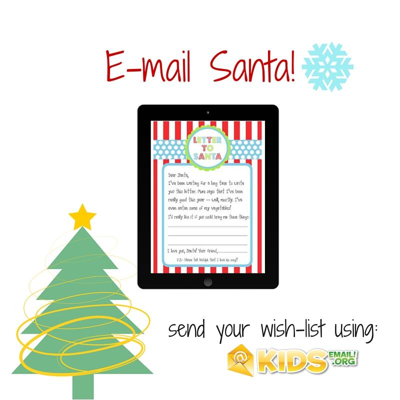 E-mail Santa