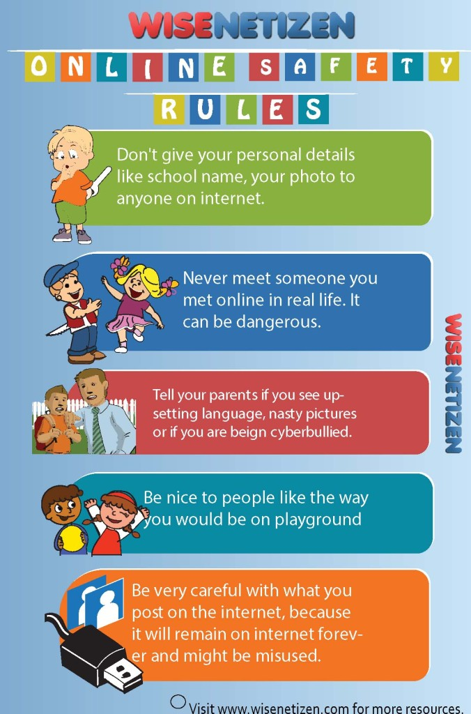 Tips To Keep Your Child Safe On The Internet Kids Email Blog